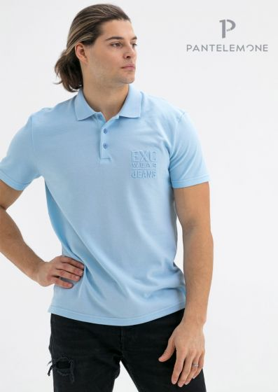 Мужская футболка поло RPB-018
